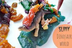 edible slime recipe dino world --Fiber Supplement with Psyllium