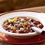 Smokey Slow Cooker Chili