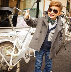 Behind the Seams With Four Year Old Alonso Mateo