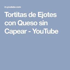Tortitas de Ejotes con Queso sin Capear - YouTube