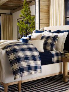 Winter Harbour Collection  - Ralph Lauren Home Bedding Collections - RalphLauren.com