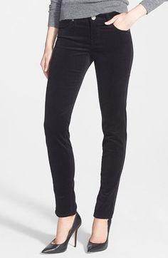 KUT from the Kloth 'Diana' Stretch Corduroy Skinny Pants (Regular & Petite) | Nordstrom | 10P