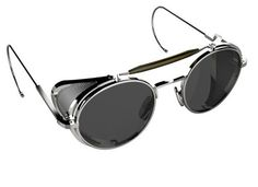 94624525ab1 Thom Browne x Dita Eyewear Fall 2011 Collection - Por Homme - Contemporary  Men s Lifestyle Magazine