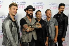 backstreet boys 2014 | Backstreet Boys announce tour with Avril Lavigne