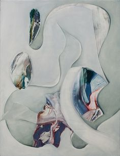 Lesley Vance, Untitled , 2012, oil on linen, 17 x 13 inches