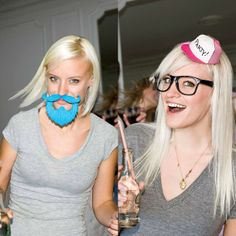 Awesome Party Hats & Beards