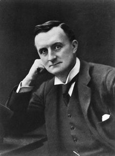 IWM#16.       Britain takes action.         British Foreign Secretary Sir Edward Grey.