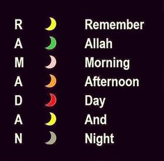 What a beautiful thing to always remember #Islam #Ramadan