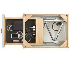 Kitchen Ideas Discover Rev-A-Shelf H x W x D Drawer Organizer Kitchen Drawer Organization, Kitchen Drawers, Storage Organization, Plastic Dresser, Hanging Wine Glass Rack, Rev A Shelf, Drawer Organisers, Ikea Furniture, Küchen Design