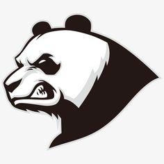 Angry Panda, Cartoon Comics, Ilustración Animales, Animales De Dibujos Animados PNG y Vector
