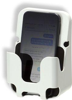 Officemate Magnet Plus Magnetic Phone Holder, White (9254... http://smile.amazon.com/dp/B00QKXHNNS/ref=cm_sw_r_pi_dp_pLbjxb0NTE7WQ