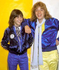 Kristy McNichol and Leif Garrett (March 10,1978)