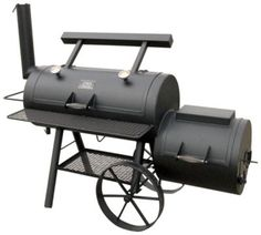 Could this be the ultimate backyard smoker?