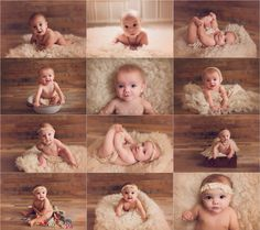 Rachel Vanoven Instead of posting all of these one by one, here's three favorites from each of the four sweet babies! Love watching these little miracles grow! Can't wait to see them all again for their one year sessions! 3 Month Old Baby Pictures, Three Month Old Baby, Milestone Pictures, Monthly Baby Photos, Baby Boy Photos, Newborn Pictures, Baby Month By Month, Six Month Photos, Baby Shooting