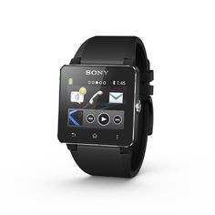 Sony Introduces a New Android-Powered Smart Watch