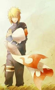 minato and baby Naruto. Those where the greatest what if in anime. Itachi, Naruto And Sasuke, Kushina Y Naruto, Naruto Gaiden, Naruto Cute, Sasunaru, Naruhina, Gaara, Narusasu
