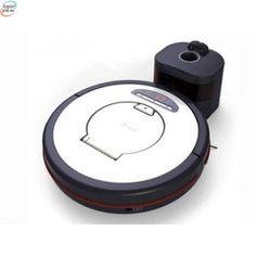 Mamirobot K5 Silver - 2-i-1 Intelligent navigasjon, moppe- og støvsugerrobot