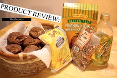 For moms on the go, here is a quick way to bake a vegan breakfast with Trader Joe's Gluten Free Muffin Mix - with a few additions to bump the nutrition. Gluten Free Pumpkin Bread, Gluten Free Muffins, Muffin Mix, Cook At Home, Trader Joes, Vegan Breakfast, Pecan, Joy, Baking