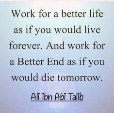 Ali Bin Abi Thalib, Imam Ali Quotes, Better Life, Beauty Skin, Islamic, Qoutes, Routine, Skin Care, Words