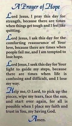 Trendy ideas for quotes god prayer words Prayer Scriptures, Bible Prayers, Faith Prayer, God Prayer, Power Of Prayer, Strength Prayer, Bible Verses, Inner Strength, Silent Prayer