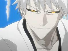 Hichigo Shirosaki <3 <3 i don't know why i like him i just do