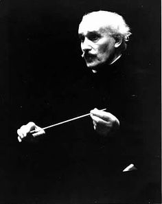 arturo toscanini. One of the great conductors....