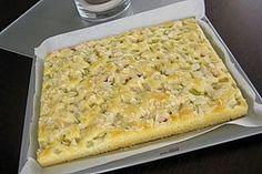 Rhabarber - Buttermilchkuchen (Rezept mit Bild) von sandy07 | Chefkoch.de