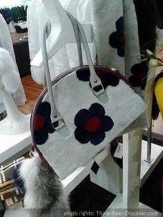 @nevrisfurs  KASTORIA BACKSTAGE by Think-Feel-Discover.com.  Kastoria International Fur Fair AW/16-17 Fashion Details, Backstage, Fashion Backpack, Gym Bag, Fur, Creative, Bags, Handbags, Duffle Bags