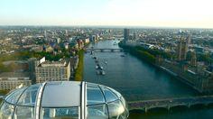 Dormir una noche en el London Eye? Pues tienes una oportunidad