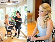 Annapolis Maryland Professional Wedding and Engagement Photographer, Natalie Franke specializes in lifestyle photography. Formal Hairstyles, Wedding Hairstyles, Wedding Makeup Artist, Lifestyle Photography, Cool Things To Make, Maryland, Big Day, Her Hair, Love Her