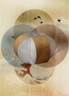 LZF Carambola-M Illustration #LZF #wood #light #design #woodtouchedbylight #Carambola