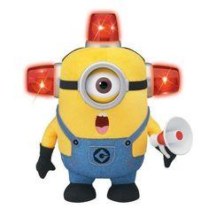 Thinkway - Despicable Me 2 - Talking Minion Beedo Stuart - Brand New