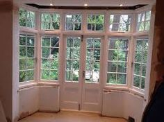 Image Result For Large Bay Window With Doors Uk