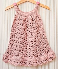 Instant download Dress Crochet