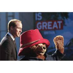 The Duke of Cambridge at 'Paddington' China Premier   March 3,2015. Paddyy ❤ #princewilliam #dukeofcambridge #royalvisitchina