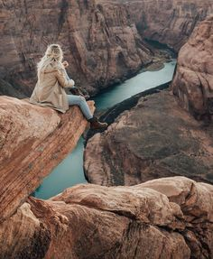 Photo by Anna Lyn Cook | Travel   Style on July 06, 2020. Image may contain: outdoor, nature and water. Oh The Places You'll Go, Places To Travel, Travel Destinations, Vacation Places, Adventure Awaits, Adventure Travel, Adventure Photos, Hiking Photography, Nature Photography