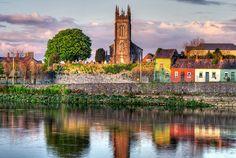 Limerick, Ireland | Sara Sees My Ireland To-Do List