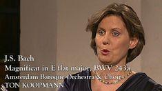 J.S. Bach: Magnificat in E flat major, BWV 243a (Ton Koopmann, Amsterdam...