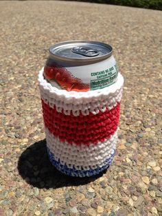 Fourth of July American Red White & Blue by HoffmanHandicrafts, $5.00
