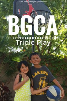 #ProductReviewParty BGCA Triple Play! #TriplePlay10 - Just One Mommy's Opinion