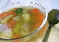 Vegyes zöldségleves ✓✓✓ A legjobb receptek egy helyen, hogy ne kelljen azon gondolkodnod, mit főzz ma. ::: Receptek-Lapja.COM