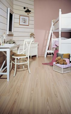 Timber Floor Design Ideas - Photos of Timber Floors. Browse Photos from Australian Designers & Trade Professionals, Create an Inspiration Board to save your favourite images. Timber Flooring, Laminate Flooring, Quickstep Laminate, Nursery Inspiration, Floor Design, Toddler Bed, House Styles, Room, Furniture
