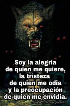 Dont Underestimate Me, Wolf Artwork, Wolf Images, Weekday Quotes, Quotes En Espanol, Wolf Quotes, Frases Humor, Motivational Phrases, Happy Love