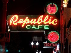 republic cafe