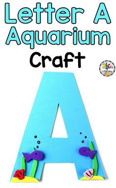 This Letter A Aquari