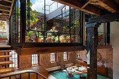 紐約陽光紅磚 Loft 公寓 - DECOmyplace 新聞