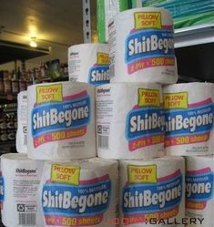 best toilet paper name EVER