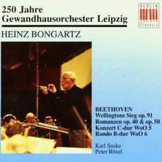 Heinz Bongartz: Beethoven - Wellington's Victory