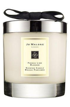 Sweater Dressed: Jo Malone Lime Blossom Candle / Garance Doré