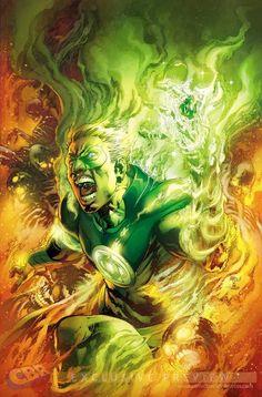 O Lanterna Verde de Uma Grande Era.